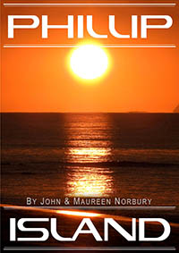 Tourism eBook Phillip Island by John and Maureen Norbury