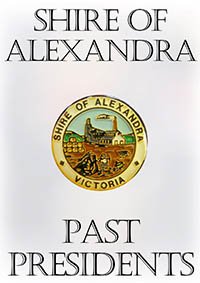 Shire of Alexandra Past Presidents eBook